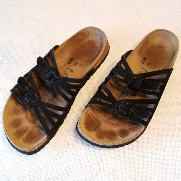 754f20bd23008f Birkenstock Shoes - Newalk by Birkenstock Granada Sandal size W7